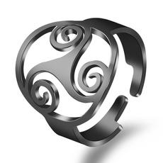 Steel, Women, triskele, yinyangfloweroflife