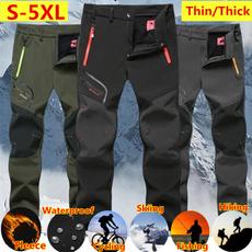 Plus Size, Fleece, trousers, men trousers