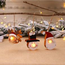 Tree, christmastreependant, Christmas, Wooden