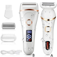 hair, Rechargeable, led, hairremover