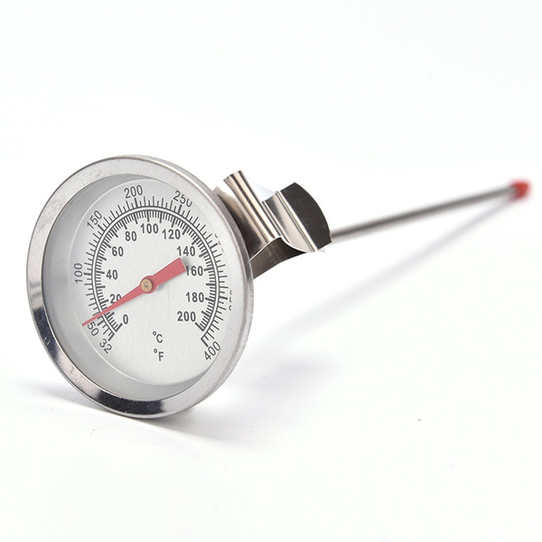Steel, probethermometer, temperaturegauge, Stainless Steel
