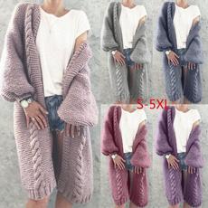 autumnwinter, Fashion, sweatercoatwomen, pullover sweater