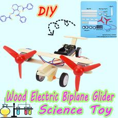 Handmade, Toy, Electric, assemblingmodel
