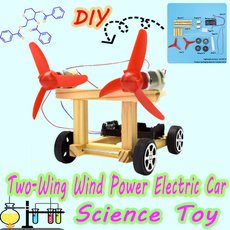 Science, Handmade, Toy, Electric