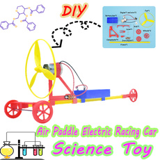 Science, Toy, Electric, Cars
