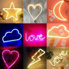 decoration, Night Light, Christmas, Love