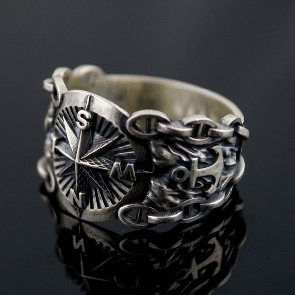 316lstainlesssteelring, Steel, Stainless Steel, amuletjewelry