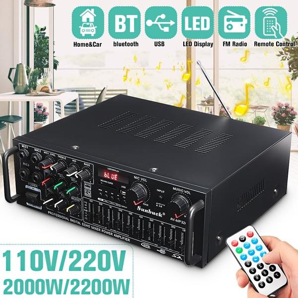 amplifierboard, audioamplifier, Home & Living, amplifiersforhome