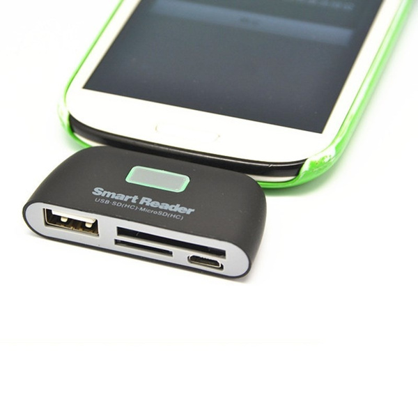 microusbotgcardreader, Card Reader, usb, Tablets