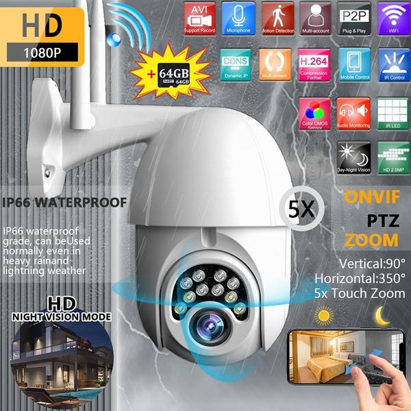 Webcams, Outdoor, onvifcamera, Waterproof