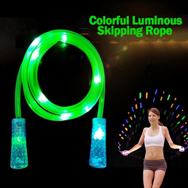 Outdoor, light up, lightupskippingrope, Sports & Outdoors