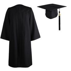 gowns, academicsuit, Cap, School