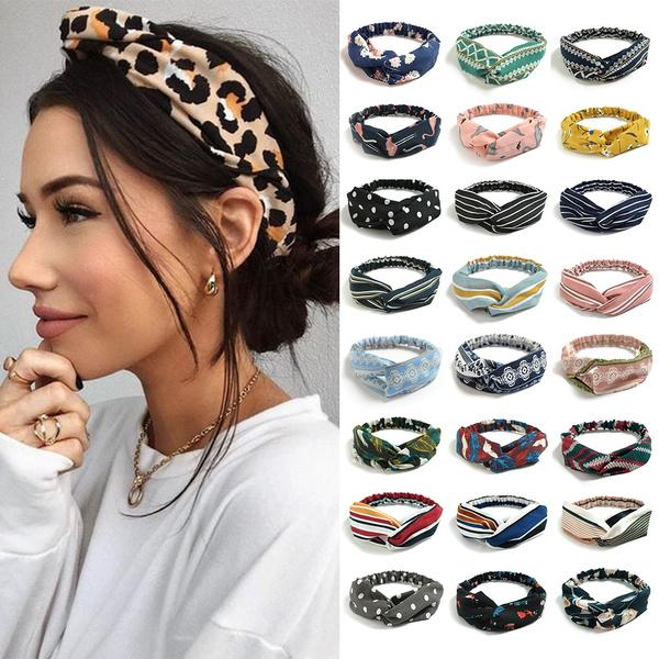 girlshairband, crossknot, boho, headbandsforwomen