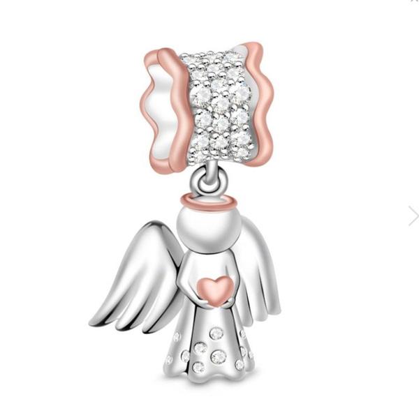 Sterling, braceletdiy, Jewelry, Angel