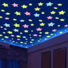 noctilucent, Star, Home & Living, alivingroom