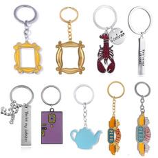 Coffee, Fashion, Key Chain, Jewelry