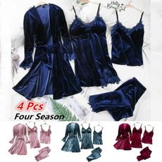 womennightgown, velvet, womencamisole, velvetpyjama