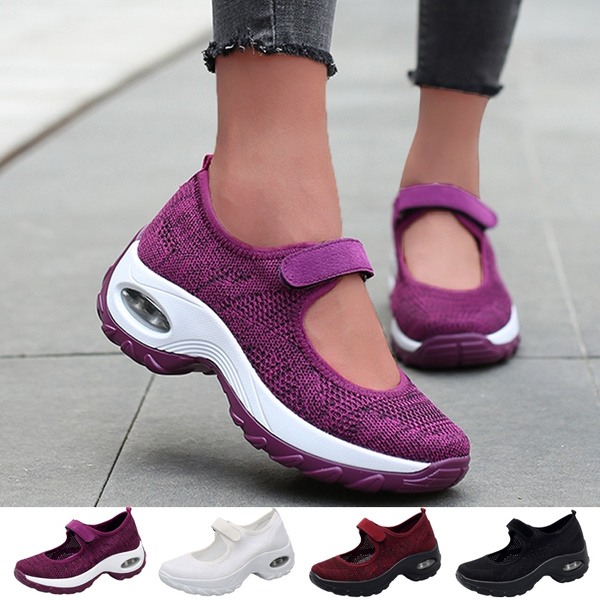 Fitness Casual Shoes Mary Jane Sneaker
