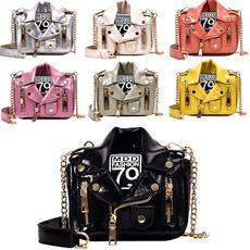 Shoulder Bags, Fashion, hangbagsforcoolgirl, Chain