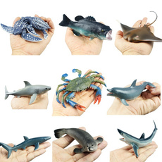 Turtle, Shark, Toy, horseshoecrab