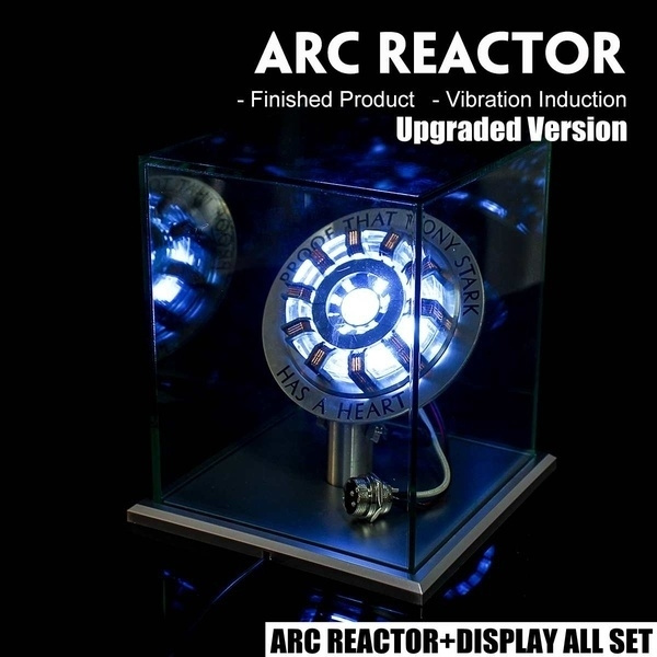 arcreactorlight, arcreactorkit, led, usb