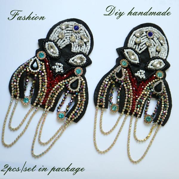decorativepatche, Tassels, Fashion, diypatche
