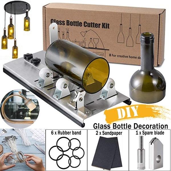 wineliquor, craftknife, bottlecutter, glasscutter