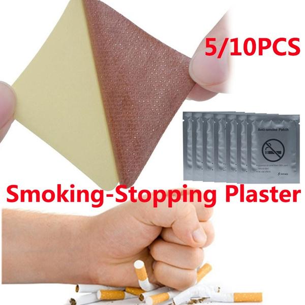 Smoke, antismokepatch, antismokeplaster, Stickers
