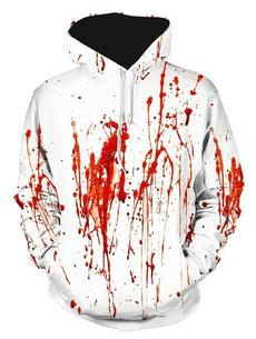 Fashion, splatter, Tops, Halloween