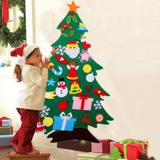xmasdecor, Decor, Toy, feltchristmastree