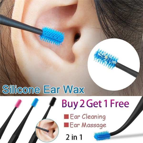 earspoon, Silicone, Tool, Stainless Steel