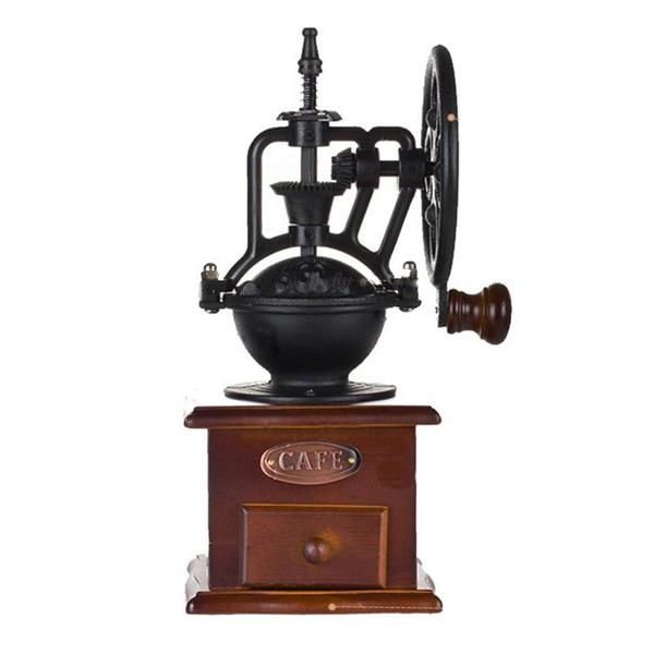 coffeebean, grinder, Iron, Dining & Bar