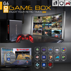 Box, androidtvbox, Console, tvoutput