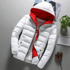 Jacket, hooded, Winter, men hoodie