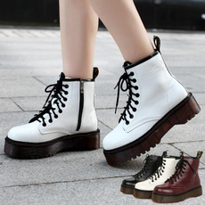 ankle boots, autumnwinter, Moda, Platform Shoes