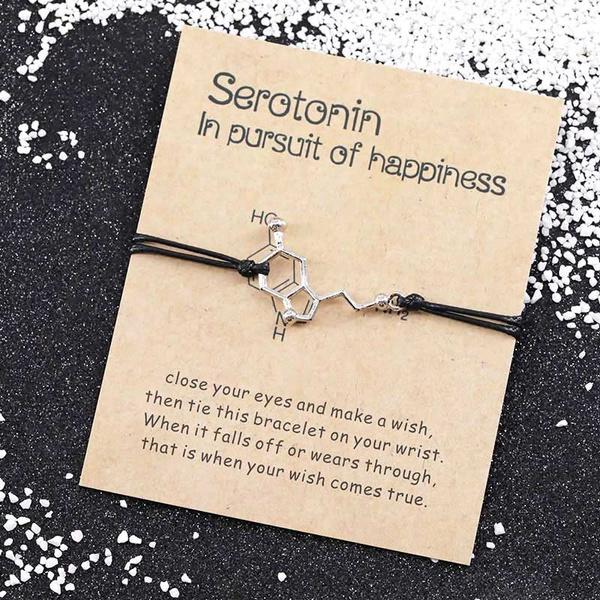 Jewelry, Gifts, molecule, Bracelet