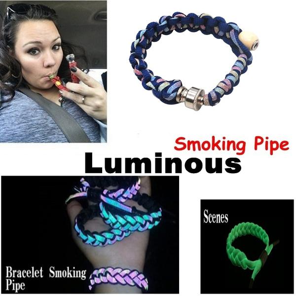 Jewelry, tobacco, smokingtool, Luminous