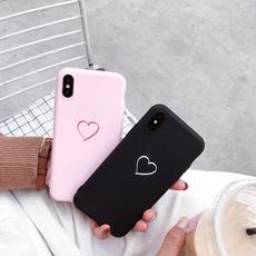 softsiliconecover, case, Love, Silicone