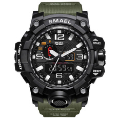 leddigitalwatch, analogdigitalwatch, led, Waterproof