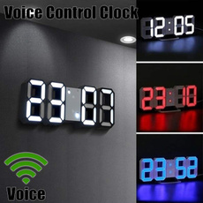 led, Office, Watch, decoration