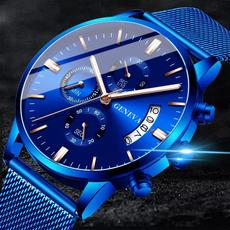 Chronograph, Blues, Fashion, Classics
