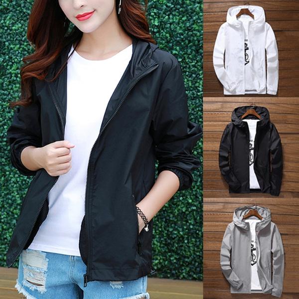 Summer, Jackets/Coats, Fashion, Breathable
