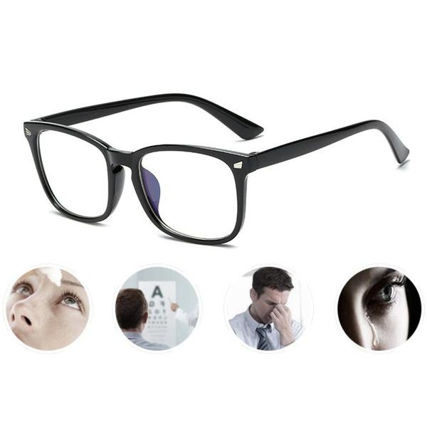 Blues, Vintage, Computer glasses, antifog