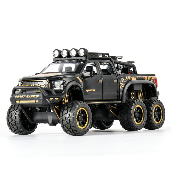 carmodel, raptorf150offroadvehiclecarmodel, Toy, Gifts