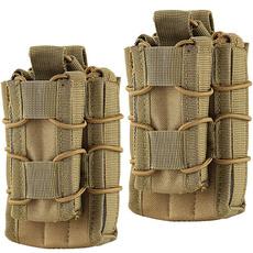 Gun Accessories, tacticalpouch, doublemagpouch, mollepouch