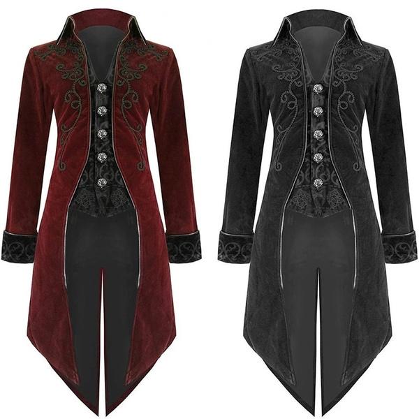 Jacket, Goth, Fashion, Cosplay