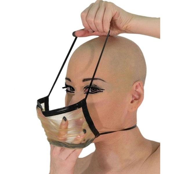 masking, partymask, latex, moisturizing face mask