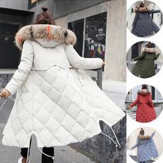 wintercoatforwomen, hooded, fur, Winter