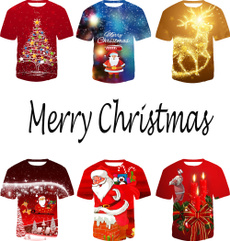 Fashion, Christmas, Sleeve, Shorts