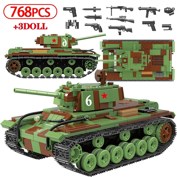 Heavy, Toy, Tank, Weapons